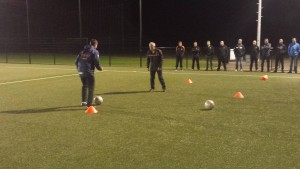 trainerscursus door Sports Talent Academy en 4-Skills Soccer Academy