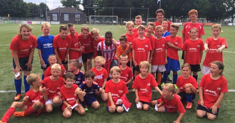 Zomer voetbaldagen 2015 Soccer Academy 4-Skills