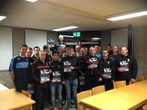 Arnoud Jonker geeft cursus hoe train je het verschil bij RKSV Wittenhorst